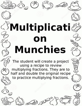 Multiplication Munchies