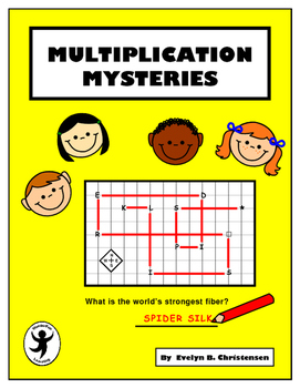 Multiplication Mysteries