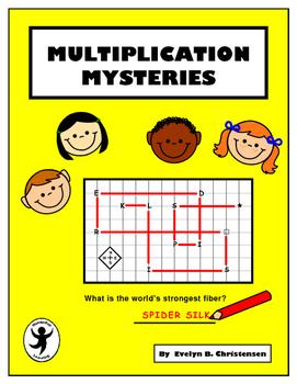 Multiplication Mysteries