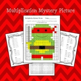 Multiplication Mystery picture