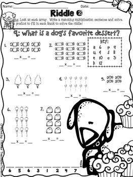 Multiplication NO PREP!