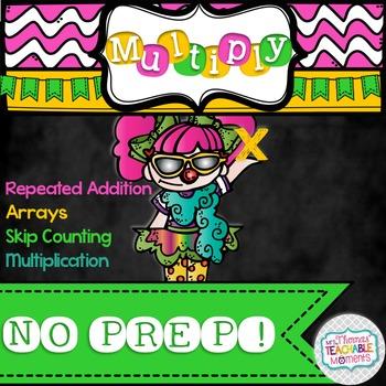 NO PREP! Multiplication