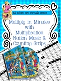 Multiply in Minutes with Multiplication Nation Music and S