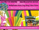 Multiplication Silver Package: Music,  Videos,  Counting S