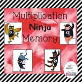 Multiplication Ninja Memory
