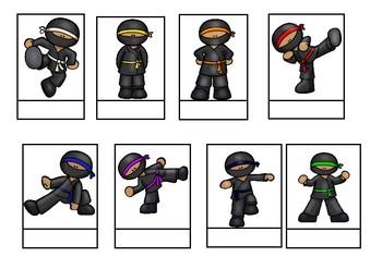 Multiplication Ninjas