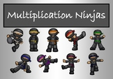 Multiplication Ninjas