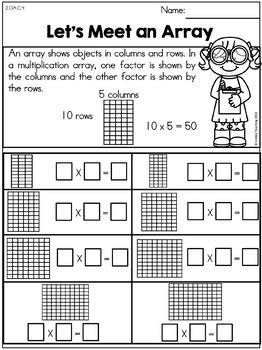 Multiplication No Prep 10 Times Tables