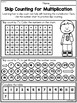 Multiplication No Prep 7 Times Tables