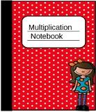 Multiplication Notebook