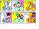 Calendar Date Cards - Multiplication Number Bonds