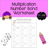 Multiplication Number Bond Game
