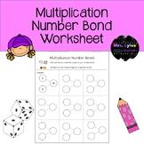 Multiplication Number Bond Game