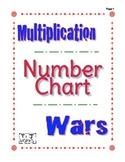 Multiplication Number Chart Wars