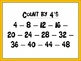 Multiplication: Number Posters