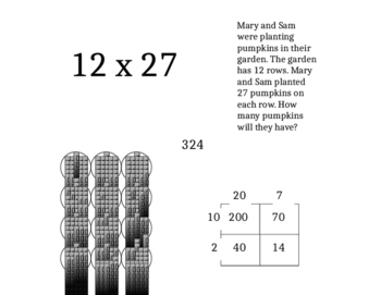 Multiplication Number Puzzle