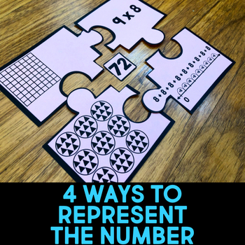 Multiplication Number Puzzles
