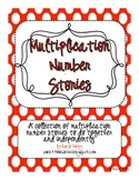 Multiplication Number Stories