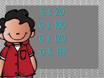 Multiplication Number Talks: The Bundle