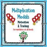 Multiplication Olympics - Winter Olympics 2018