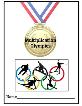 Multiplication Olympics - 4th Grade