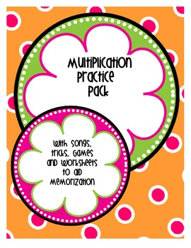 Multiplication Pack