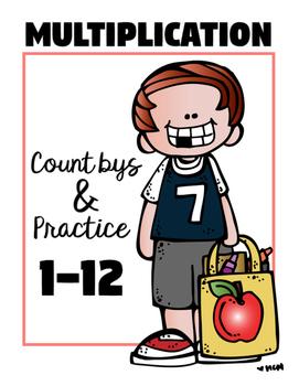 Multiplication Pack 1-12