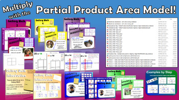 Multiplication - Partial Product Area Model
