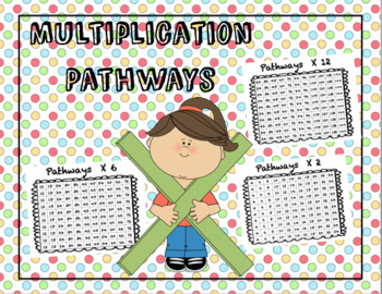 Multiplication Fact Practice Game