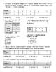 Multiplication Pattern Tables
