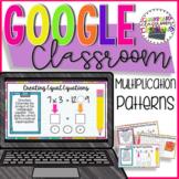 4th Grade Multiplication for Google Classroom 4.OA.C.5