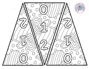 Multiplication Pennants