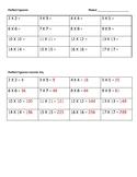 Multiplication Perfect Squares 2-17