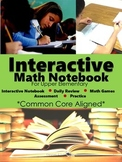 Multiplication, Place Value, Fractions, and More  Interactive Notebook!-