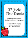 Third Grade Multiplication, Place Value, Measurement, and