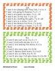 Multiplication Poems