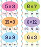 Multiplication Poke Smart Board Game