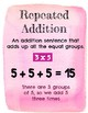 Multiplication Posters [Pink Watercolor Theme]