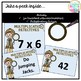 Multiplication Facts PowerPoint Games and Quizzes