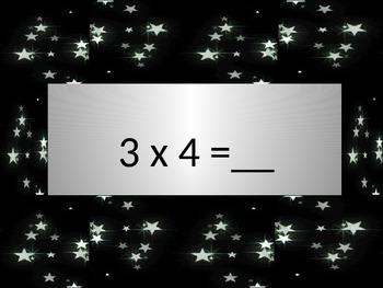 "Multiplication PowerPoint ""FLASH"" Fun"