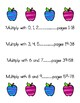 Multiplication Practice 0-9