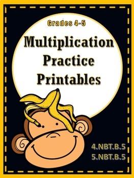 MultiplicationPrintables