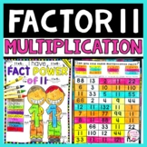 Multiplication Facts Multiplying by 11