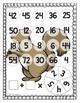 Multiplication Practice and Fall Math Game Bundle