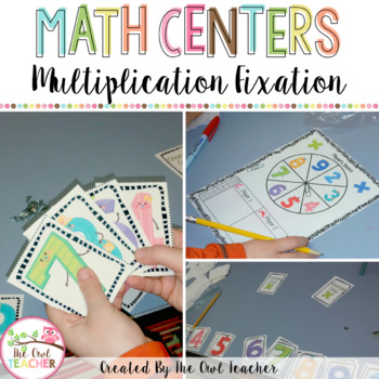 Multiplication Facts Practice Game (Like Trivia Crack)