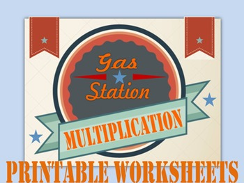 Multiplication Printable Worksheets and Activities for Third Grade