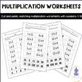 Multiplication Problems