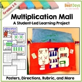 Multiplication Project: Build a Mall with Multiplication Strategies