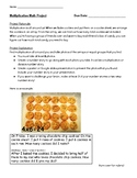 Multiplication Math Project - Project-Based Learning