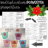 Multiplication Property Sort Craftivity